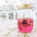 A favorite – Chive Blossom Vinegar.