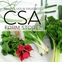 Favorite CSA Farm Store?