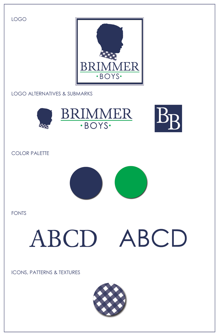 Cyn Thomas Design Style-Guide-Brimmer-Boys