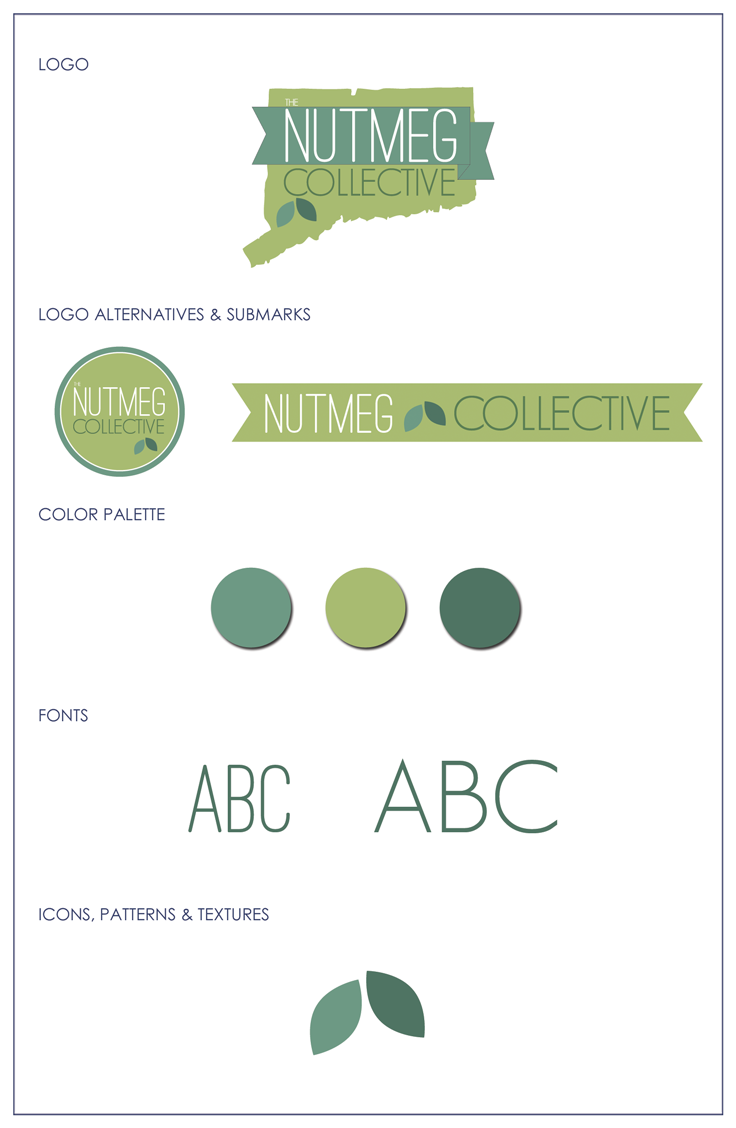 Cyn Thomas Design Style-Guide-Nutmeg-Collective