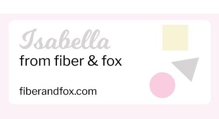 fiber & fox